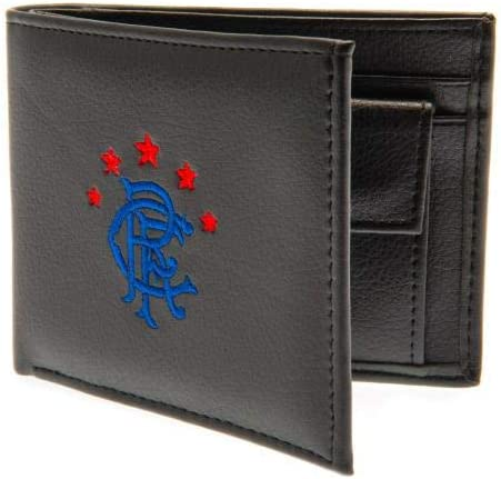 Rangers F.C Embroidered Wallet Official Merchandise