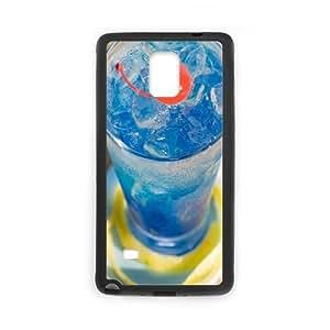 Samsung Galaxy Note 4 Cases Ice Water, Kweet, [Black]