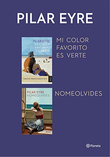 Mi color favorito es verte + Nomeolvides (pack) (Spanish Edition) by [
