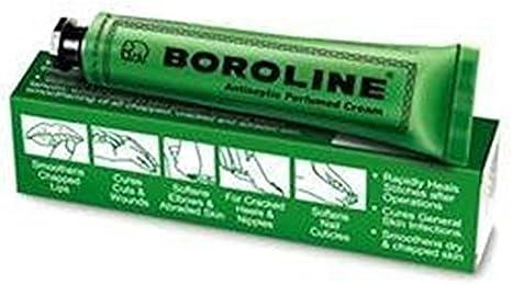 boroline crema anticeptic para curar Skin Infección Cortes & Heridas 20mm x 2