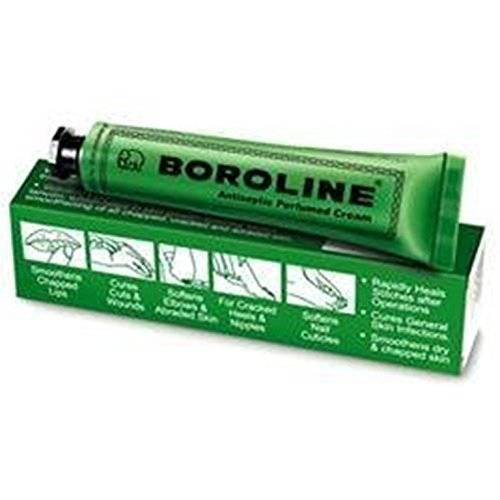 Boroline Cream Anticeptic To Cure Skin Infection Cuts & Wounds 20Gm X 2