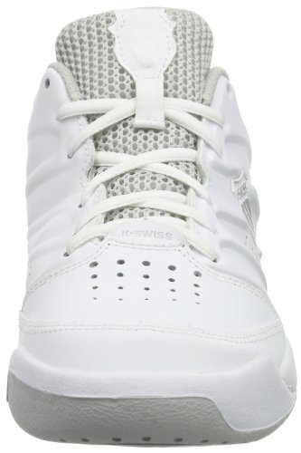 Performance Blanc tennis Chaussures enfant White Swiss de K Omni 1 Ultrascendor mixte Silver Rg54wBxqW