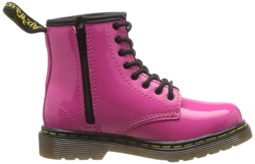Dr. Martens Brooklee, Unisex Baby Stiefel Pink (Hot Pink)