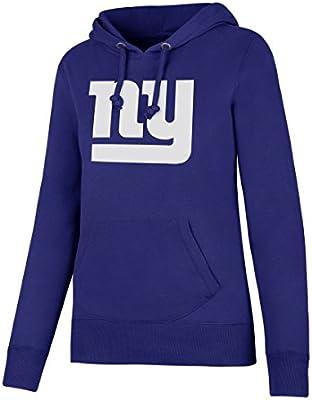pretty nice 79093 58581 OTS NFL New York Giants Women's Fleece Hoodie, Royal, Large ...