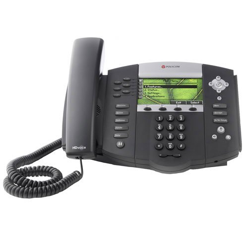 Polycom SoundPoint IP 670 – VoIP phone – SIP – 6 lines(Power Supply Not Included)
