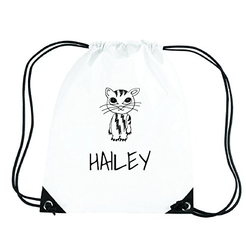 JOllipets HAILEY Turnbeutel Sport Tasche PGYM5397 Design: Katze r5U2r98