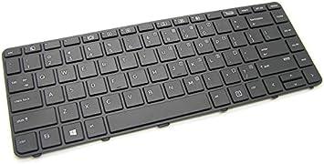 LAPTOP KEYBOARD HP PROBOOK 640 US 840791-001 822340-001