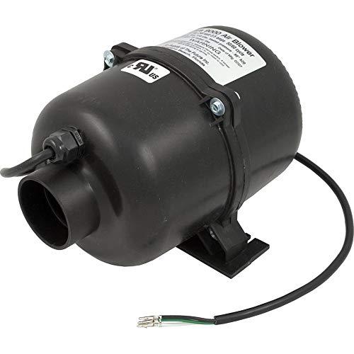 Air Supply 3910201 Ultra 9000 1.0 HP 230V 2.5A Mini Molded Cord Spa Blower ()