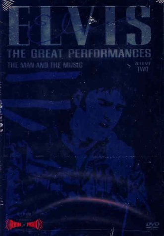 Great Performances 2: The Man & The Music [DVD] B000069HSX