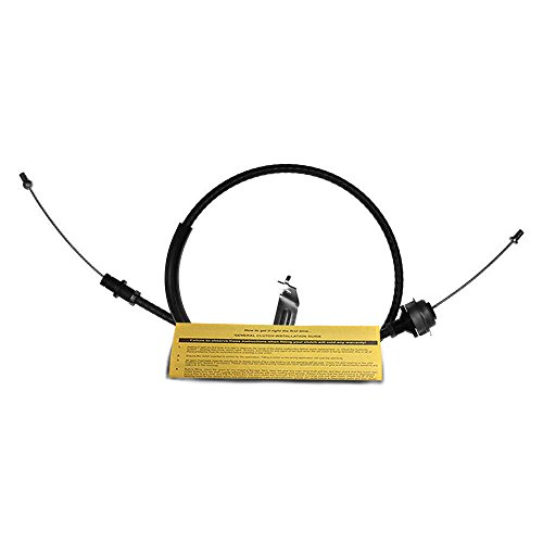 EFT HEAVY-DUTY OE SPEC CLUTCH CABLE for 83-95 FORD MUSTANG 5.0L MERCURY (1993 Ford Mustang Clutch)