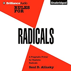 Rules for Radicals Hörbuch