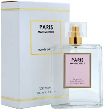 Paris Mademoiselle Perfume for Women 3.4 Fl. Oz by Sandora Fragrances