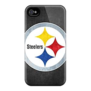 For Iphone 4/4s Protector Cases Pittsburgh Steelers 5 Phone Covers