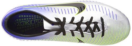 de Multicolor Agpro Blue Chr Vctry NJR Fútbol Zapatillas Racer 407 Unisex Jr Niños Black 6 Nike Mercurial xgw0pn4H4q