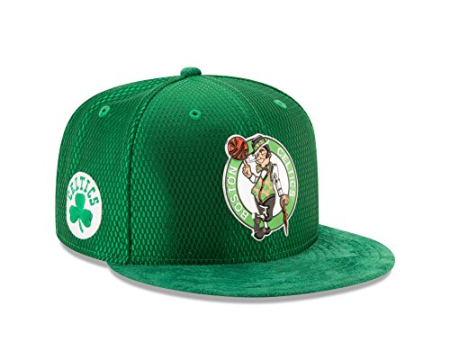 Boston Celtics New Era 2017 NBA Draft Official 9FIFTY Snapback Hat - Celtics Era Boston Hats New