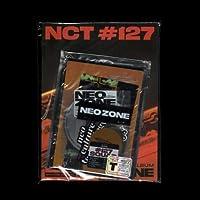 NCT 127 'NCT #127 Neo Zone' 2nd Album T Ver CD+1p Folding Poster On+160p PhotoBook+1p Lenticular Card+1p Sticker+Mini…