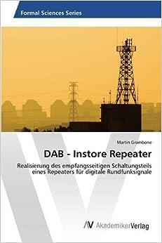 Book DAB - Instore Repeater