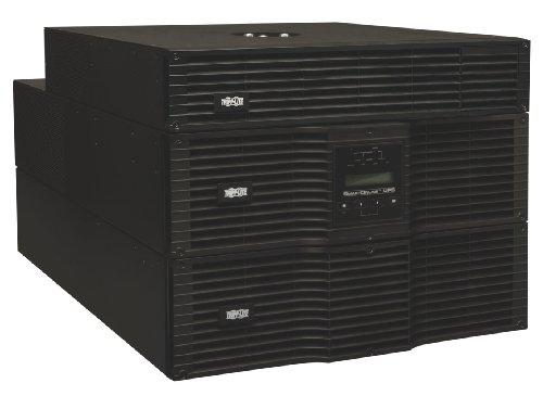 (Tripp Lite SU8000RT3UN50TF 8000VA 7200W UPS Smart Online Rackmount 8kVA PDU 120V/208V 8URM)