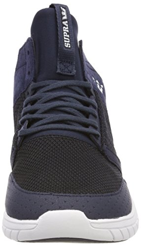 Skate Method navy Shoe black Supra white 6wROUx