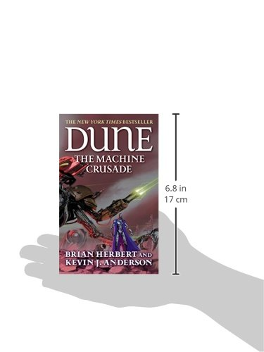 Dune The Machine Crusade Book Two Of The Legends Of Dune Trilogy