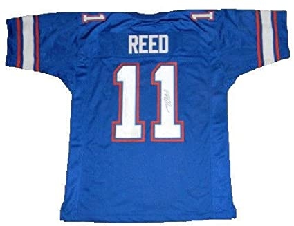c283a5e3dde Image Unavailable. Image not available for. Color: Jordan Reed Autographed  Jersey ...