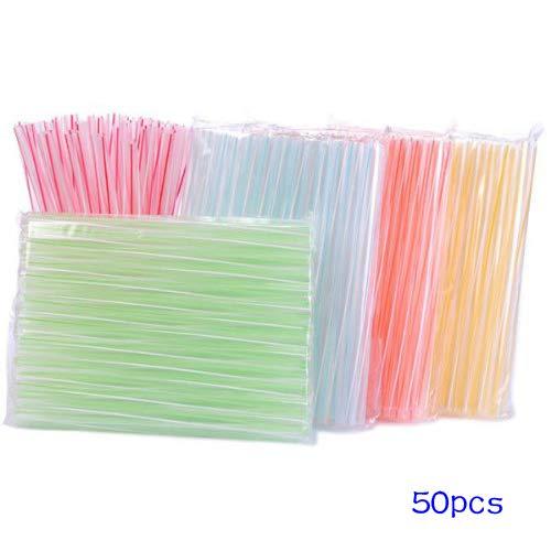50 S - Fjs Fat Straw 50 Pcs