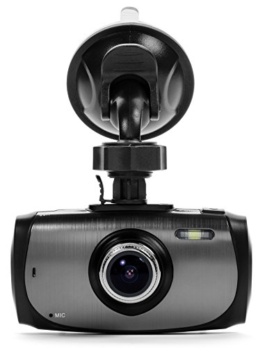 Black Box G1W-X Dashboard Dash Cam - Ultra Wide 170° 4X Zoom 6G Glass Lens - Full HD 1080P 2.7