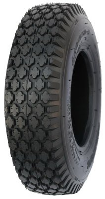 Hi-Run LG Stud Lawn & Garden Tire -4.10/3.50-5 by HIRUN
