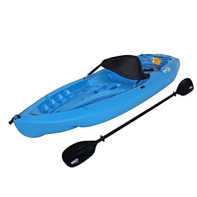 Lifetime Monterey Sit on Top Kayak, 8 Feet, Blue