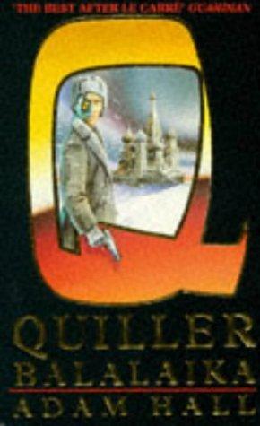 Quiller Balalaika by Adam Hall (1996-07-11)