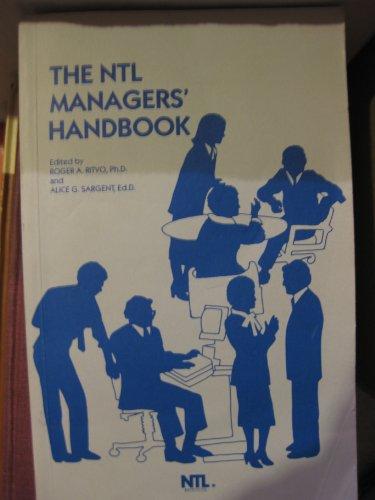 Ntl Handbook - The Ntl Managers' Handbook