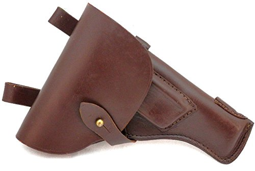 Factory Original Holster - Made in USSR Factory ORIGINAL pistol leather holster for TT-guns by PetriStor