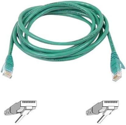 Belkin CAT6 Patch Cable RJ45M//RJ45M 3ft Green