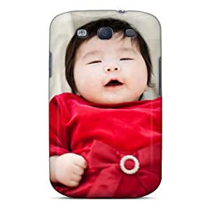 New Premium Frankqsmigh Cute Baby Doll Skin Case Cover Excellent Fitted For Galaxy S3