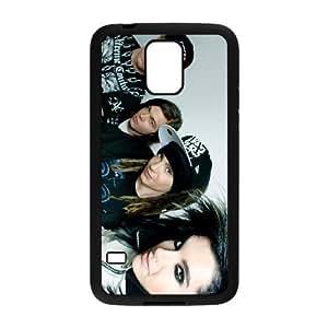 SamSung Galaxy S5 Black Tokio Hotel phone cases&Holiday Gift