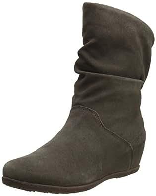 Cougar Women's Fifi 2 Hidden Wedge Boot,Putty,6 M US