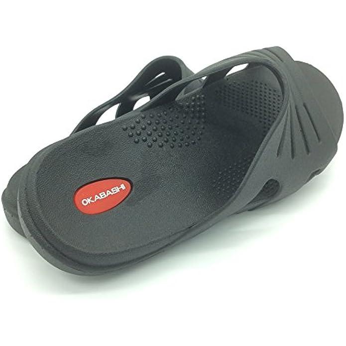 Okabashi Men's Eurosport Flip Flops - Sandals