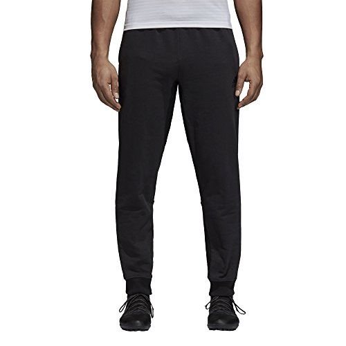 adidas Mens Athletic Pants BLACK - CW7430 (S)
