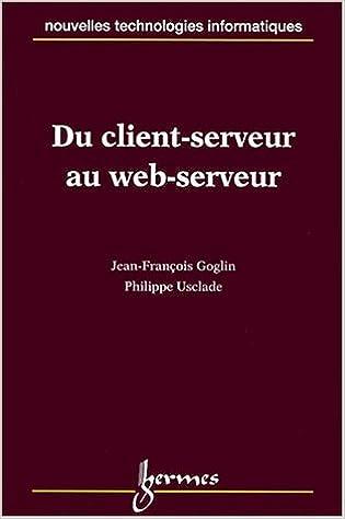 Livre gratuits Du client-serveur au web-serveur pdf, epub