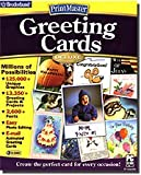 PrintMaster Greeting Cards Deluxe Version 2