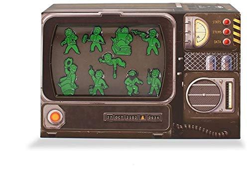 Official Fallout 76 Pip-Boy Pin Badge Set
