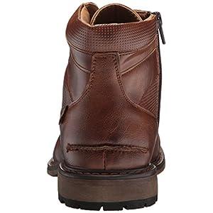 Madden Men's M-Brix Ankle Boot, Cognac, 10.5 M US