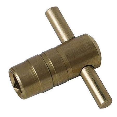 Silverline 282448 - Llave para radiador (Una pieza) Toolstream