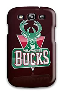 New Style milwaukee bucks nba basketball (7) NBA Sports & Colleges colorful Samsung Galaxy S3 cases 6826708K966562901