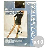 Golden Lady Repose Juego 10 Repose Medias 40den