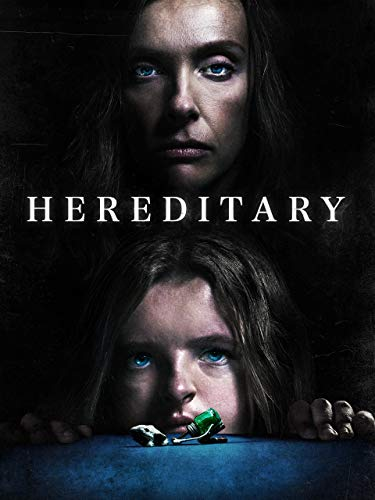 Top Halloween Films (Hereditary (4K UHD))