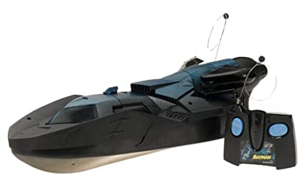 Buy Tyco Radio Controlled Batboat - 27MHz Online at Low Prices in