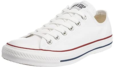 Converse Mens Chuck Taylor All Star Sneaker (11.5 D(M) US, Opitcal White)