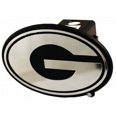 NCAA Georgia Bulldogs Car Trailer Hitch Cover