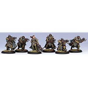 Privateer Press – Hordes – Circle Orboros: Reeves of Orboros Unit Box Model Kit